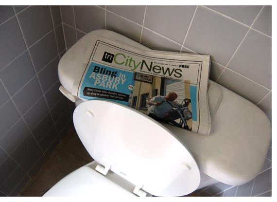 TriCity Toilet