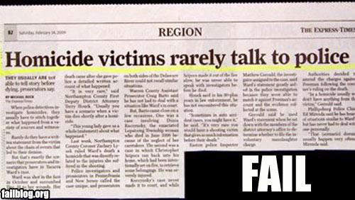 Fail-owned-headline-fail